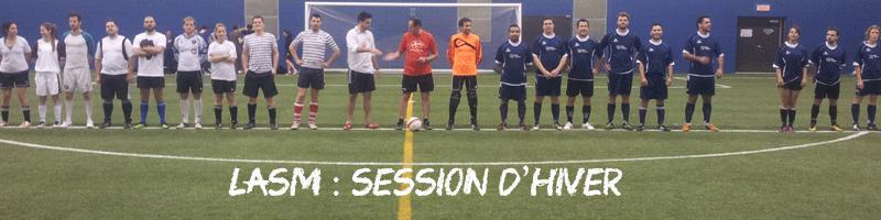 Ligue amicale de soccer de Montréal.