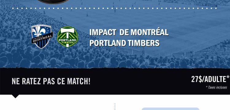 Impact - Timbers